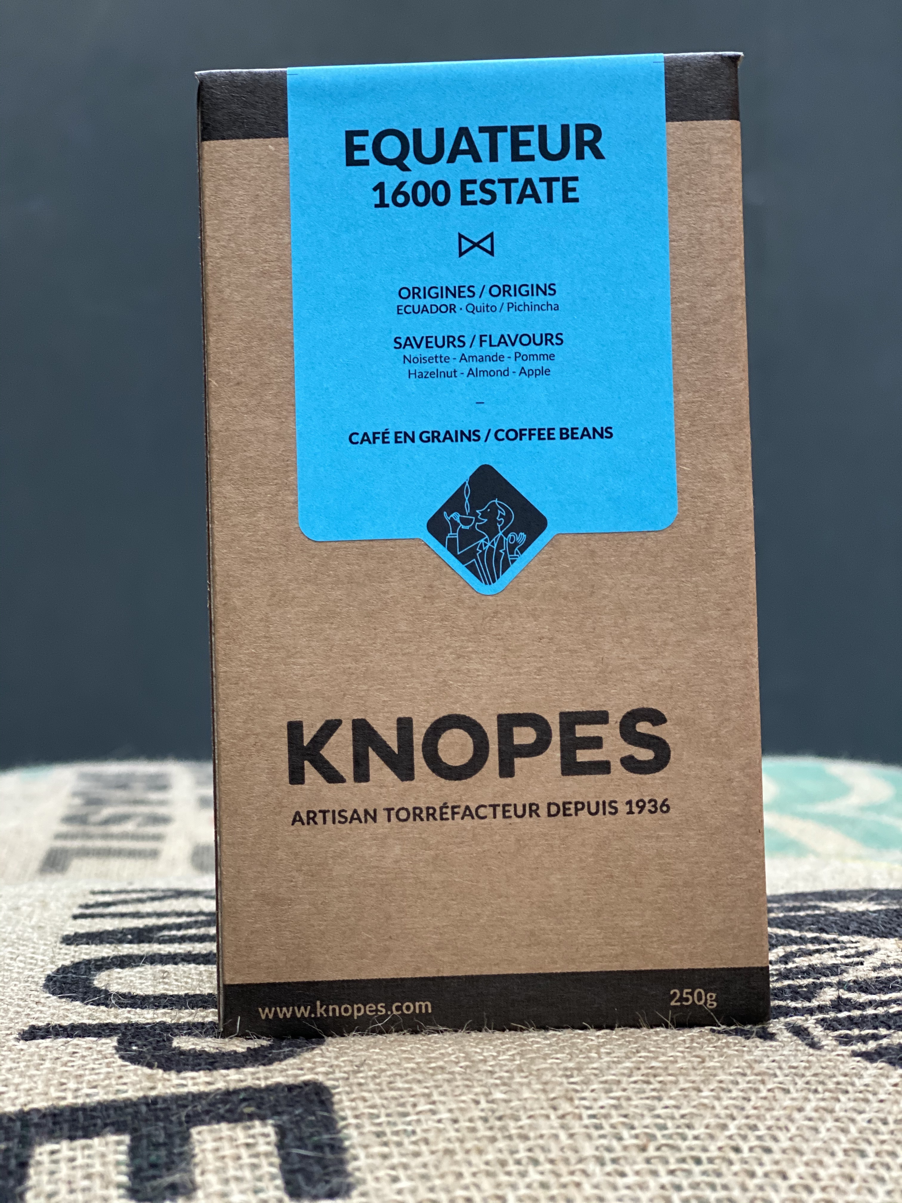 Equateur 1600 Estate 250g
